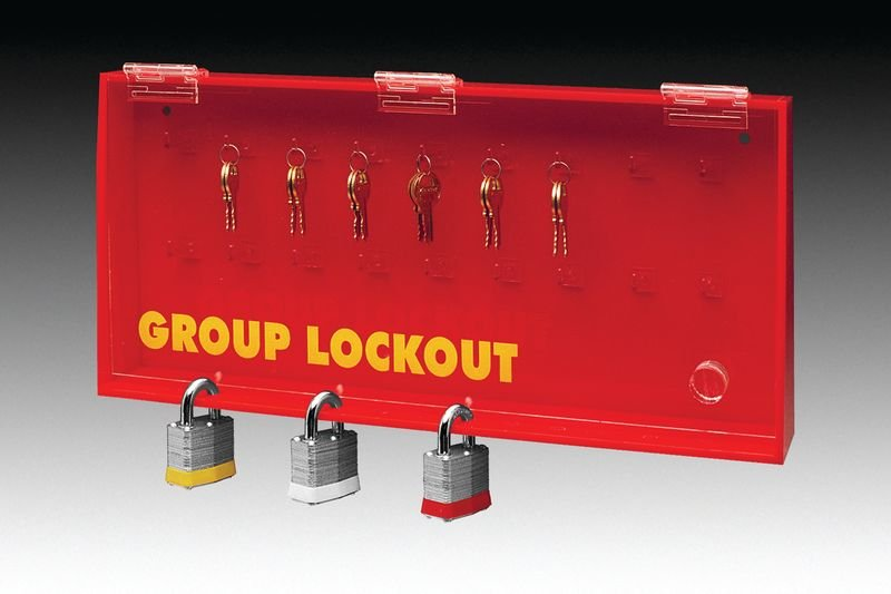 Group Lockout Centres