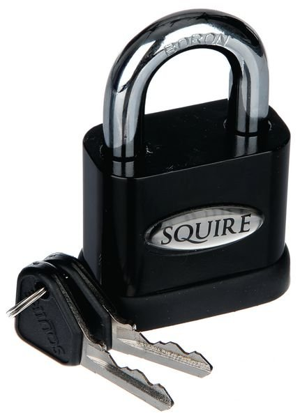 High-Security Solid Steel Padlocks