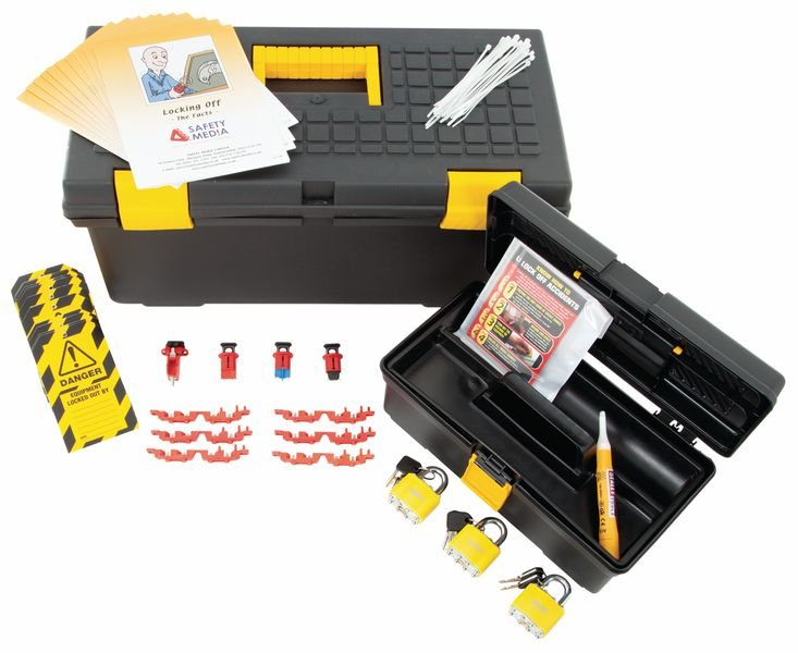 Circuit Breaker Lockout Kit - Small