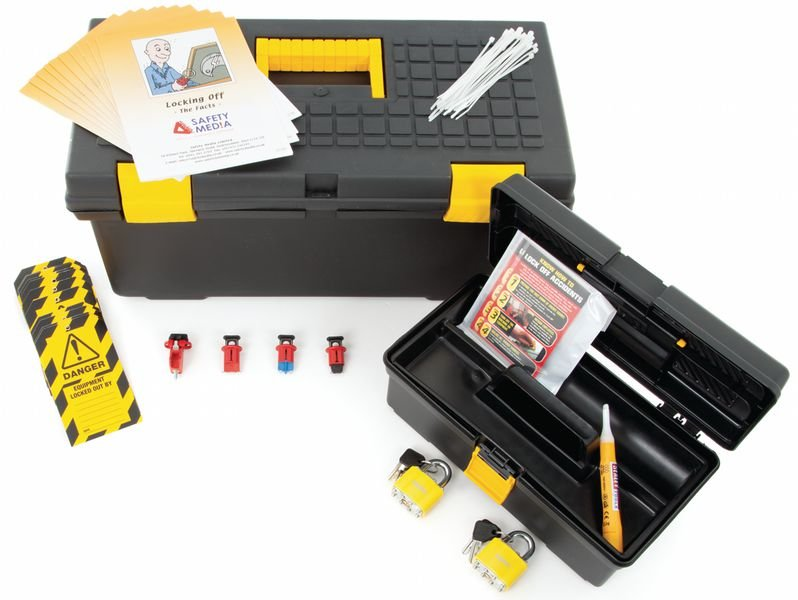 Circuit Breaker Lockout Kit - Starter