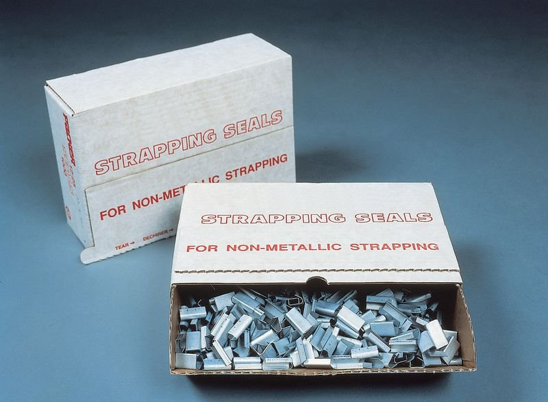 Galvanised Strapping Seals