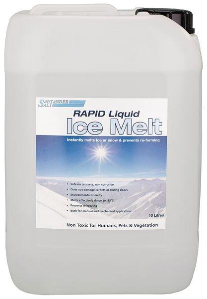 Liquid Ice Melt