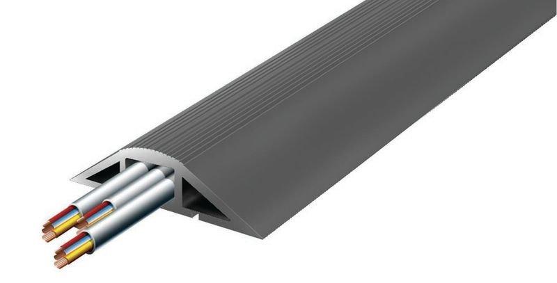 Five-Compartment Snap Fit Protectors - 3m Long