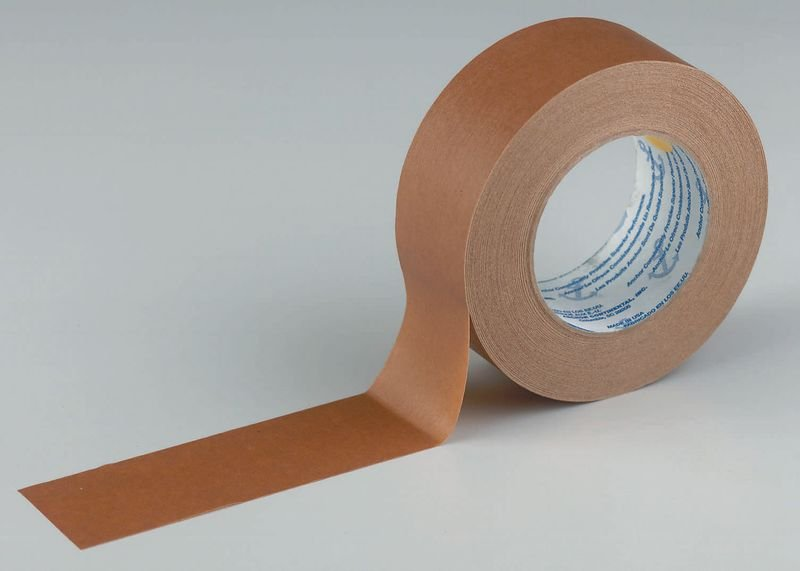 Heavy-Duty Kraft Paper Tape