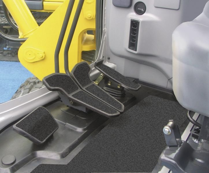 Heavy-Duty Coarse Anti-Slip Surfacing Cleats