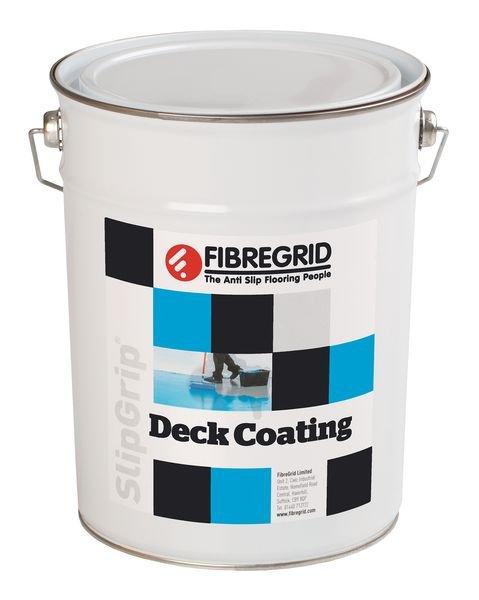 Fibregrid SlipGrip Anti-Slip Deck Coating