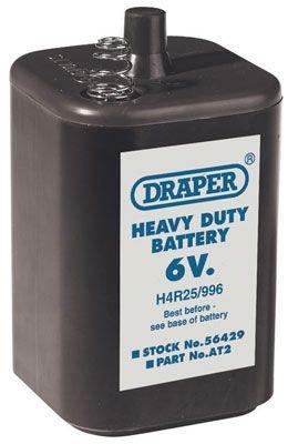 Draper 6V Battery