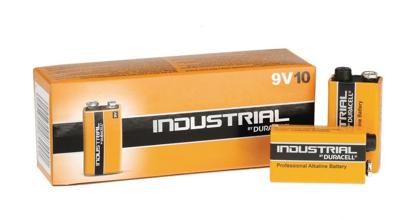 Duracell Procell Industrial Batteries