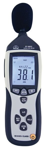 Data Logging Sound Level Meters