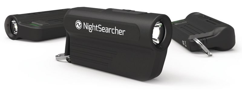 Nightsearcher Keystar Rechargeable Light