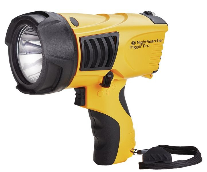 Nightsearcher Trigger Pro Searchlight