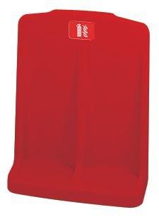 Polyethylene Fire Extinguisher Stands