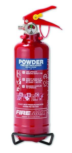 Economy Powder Fire Extinguishers