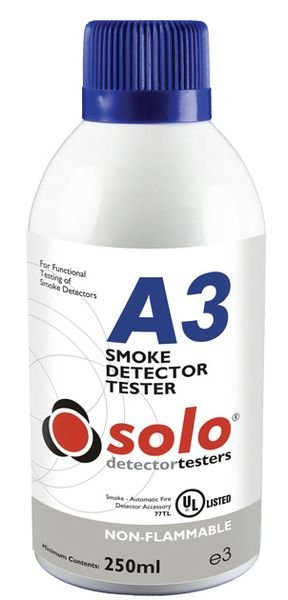 Detector Testers - Aerosol Smoke Can