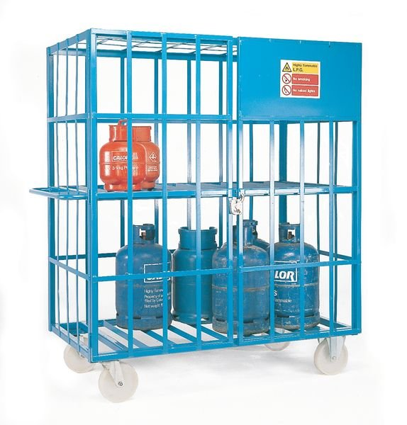 Gas Cylinder Carriers - Painted