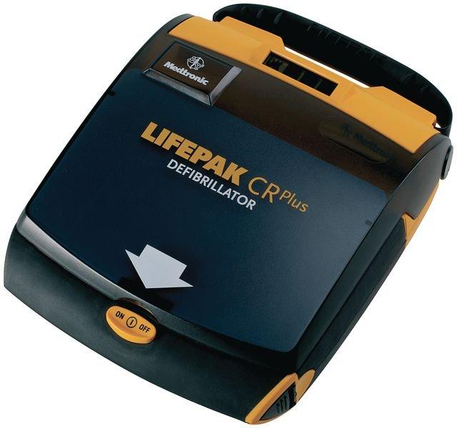Lifepak CR Plus Automated External Defibrillator