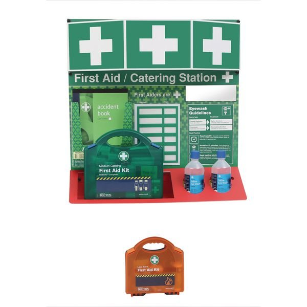First Aid Catering Stations
