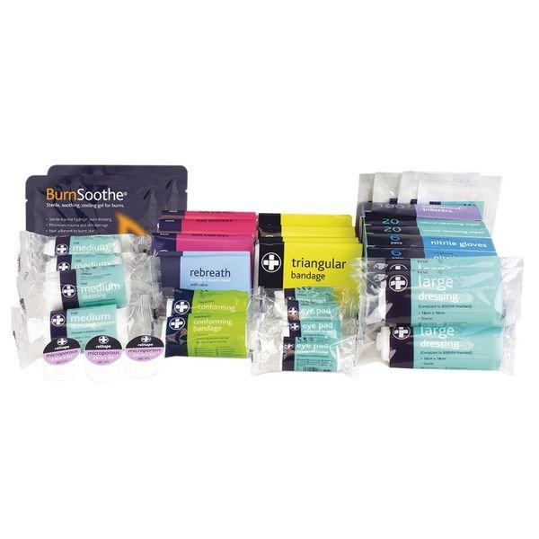 British Standard Compliant First Aid Kit Refills