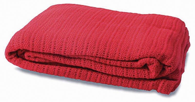 Cotton First Aid Blanket