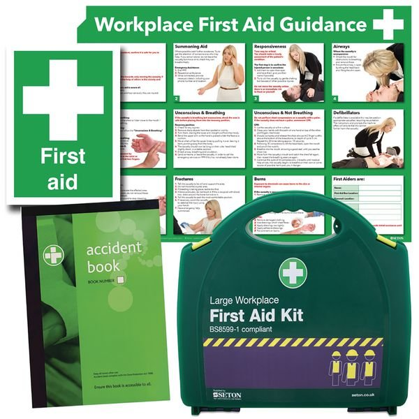 Workplace First Aid Bundles