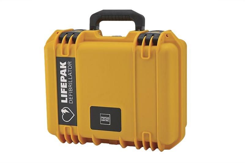 LifePak Hard Defibrillator Case
