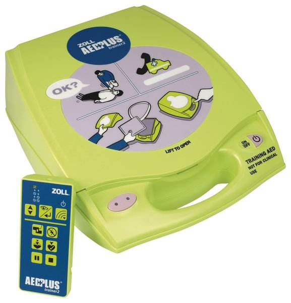 ZOLL AED Plus® Training Defibrillator
