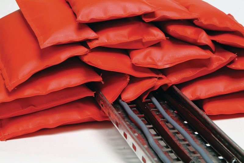 Fire Protection Pillows