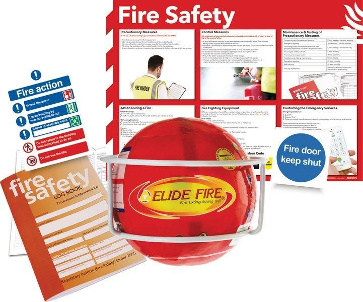 Elide Fire Ball Kit