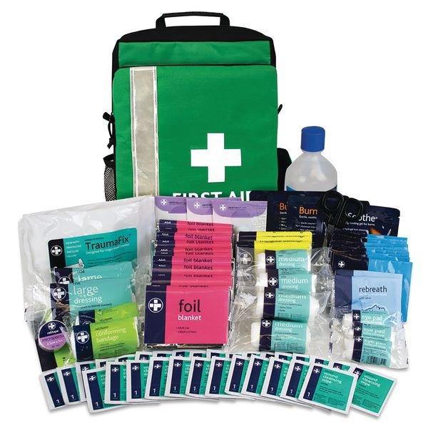 First Response Rucksack First Aid Kit