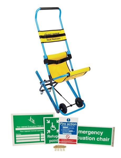 300H Evacuation Chair & Signage Kits