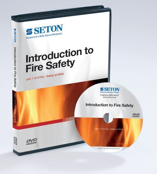 Introduction to Fire Safety DVD