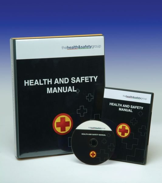 Health & Safety Manual & CD Rom