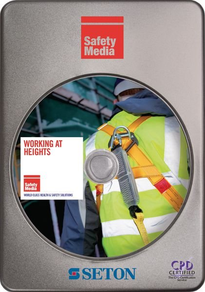 Working At Height English DVD