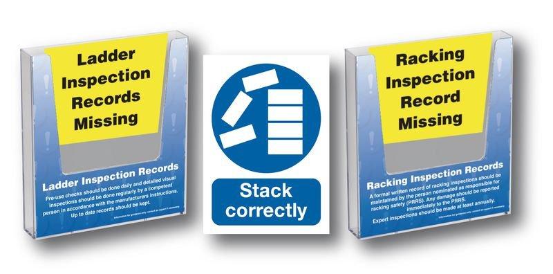 Warehouse Document Holder Multipacks