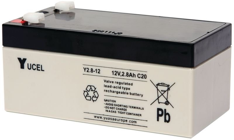 Yucel Alarm Batteries