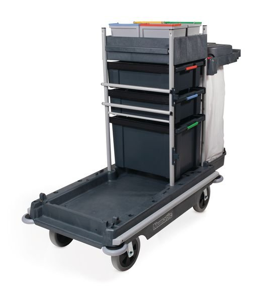 Numatic Nutex Accessible Cleaning Trolley