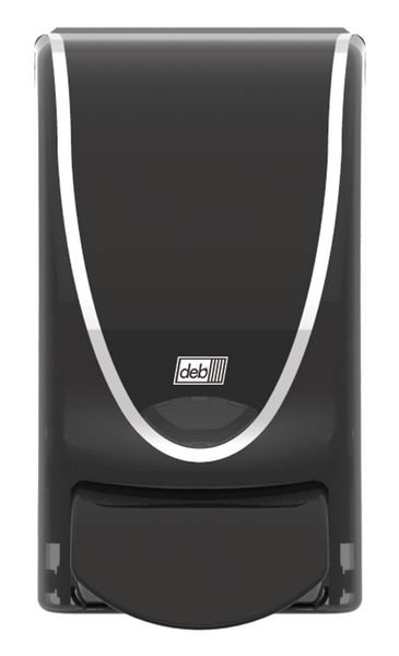 Deb Translucent Black Dispenser