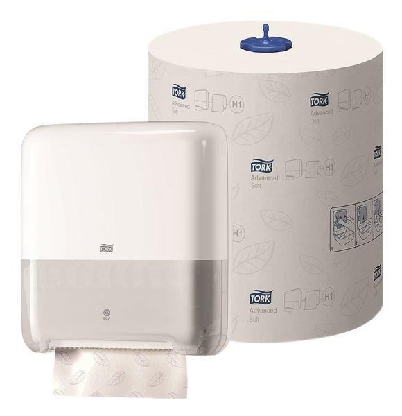 Tork® Torkmatic Hand Towels & FREE Dispenser