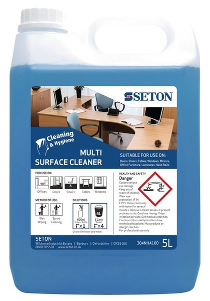 Seton Multi Surface Cleaner