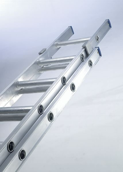 Box Section Extension Ladders