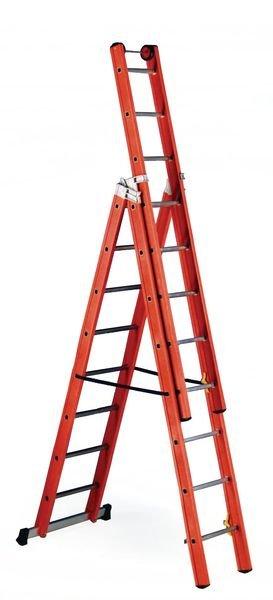 Combination Fibreglass Ladders