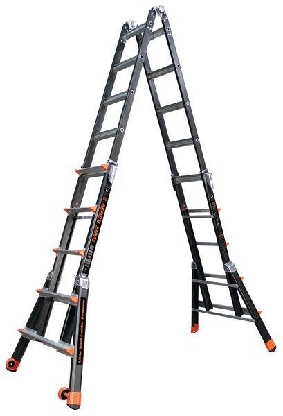 Little Giant Multi-Purpose Fibreglass Ladder