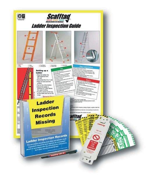 Ladder Inspection Record Holder