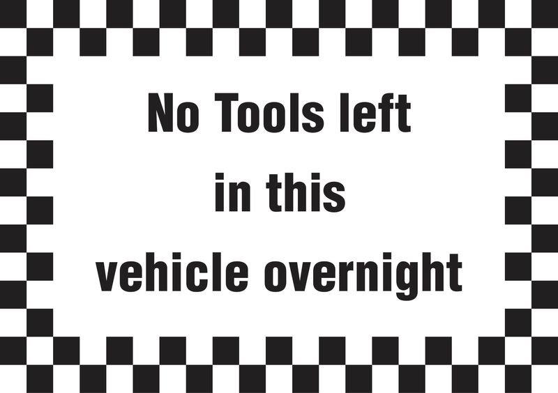 Vehicle & Premises Signs