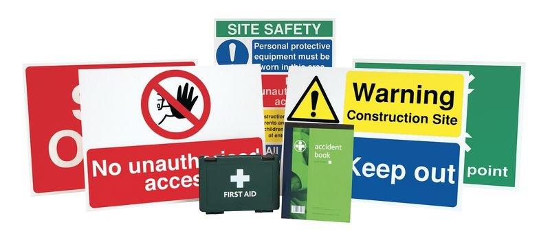 Construction Sign Starter Packs - Small