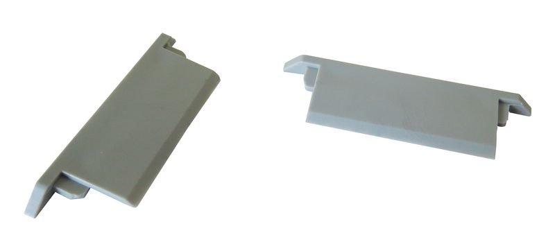 Aluminium Extrusion End Caps