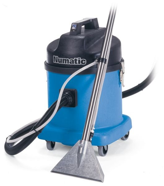Numatic Industrial 4 In 1 Extraction Vacuums