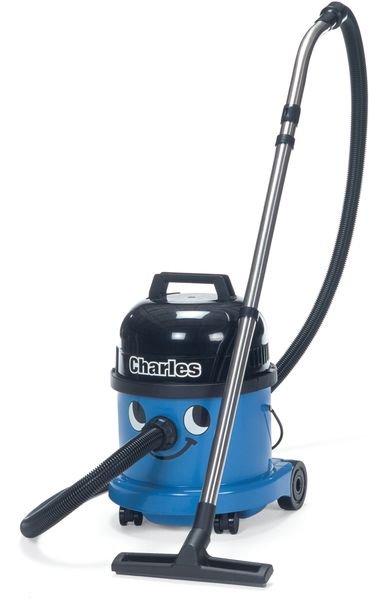 Numatic 'Charles' Wet or Dry Vacuum Cleaner