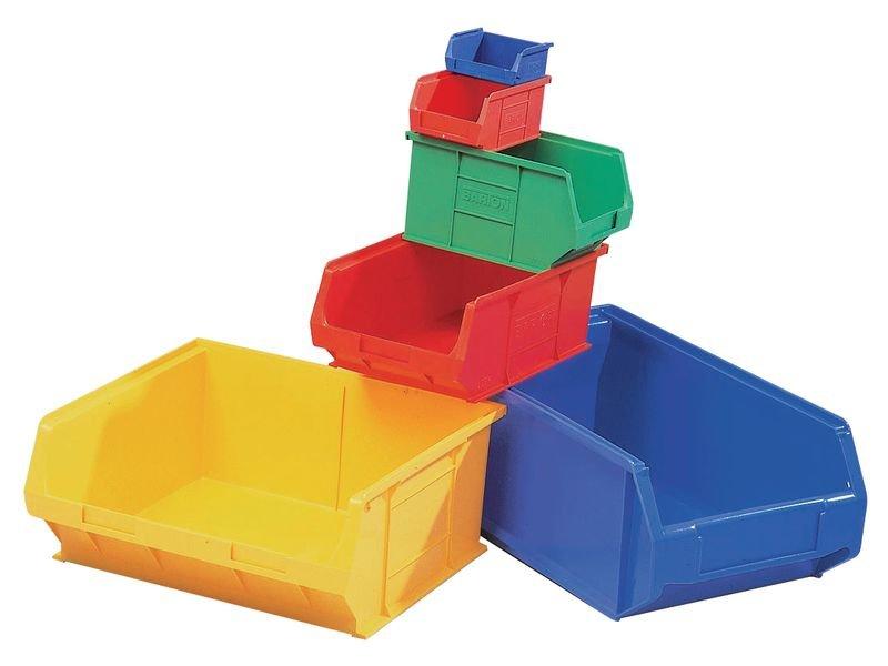 Standard Coloured Storage Bins