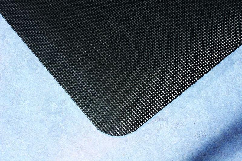 Diamond Tread Weld Mat